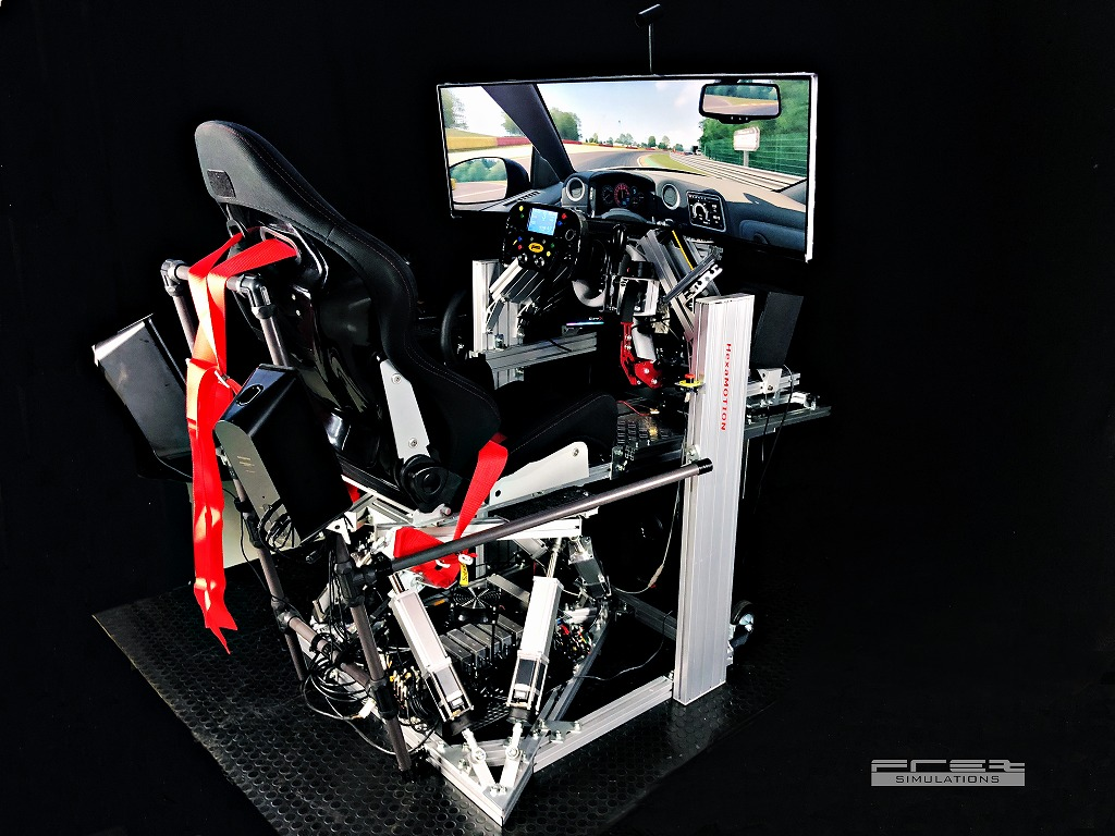Race Sim Equipment