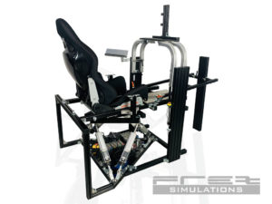 FREX 6DOF Body Motion SimRig