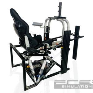 FREX 6DOF Body Motion SimRig